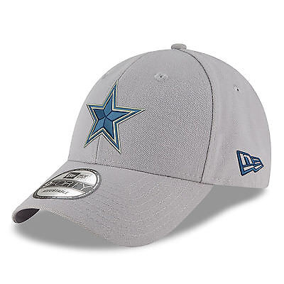 NFL Dallas Cowboys New Era Gray Pop 9FORTY Adjustable Cap Unisex