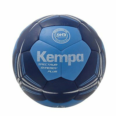 Kempa Spectrum Synergy Plus Handball Ball NEU blau dunkelblau 2018