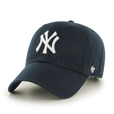 MLB New York Yankees 47 Clean Up Adjustable Cap Hat Headwear