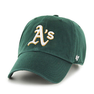 MLB Oakland Athletics 47 Clean Up Adjustable Cap Unisex