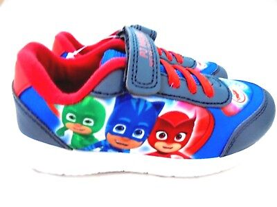PJ Masks KIDS Girls//Boys SHOES  trainers official  sizes 6-12 New