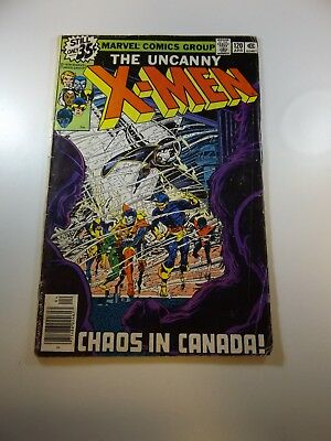 Uncanny X-Men #120 1st cameo appearance Alpha Flight GD+ condition