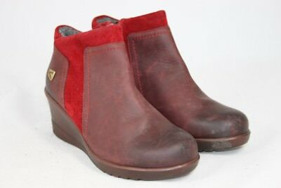 12d97f65f00 KEEN WEDGE ZIP US 8 EU 38.5 Woman s Ankle Boot Brindle -  130.62 ...
