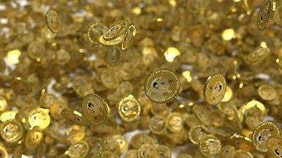 5000 Dogecoin  registered to your wallet **Don't Wait!!! $79.99