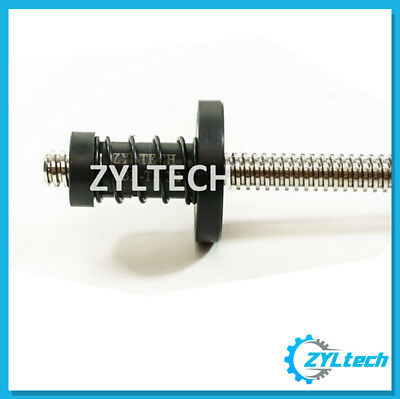 8mm T8x8 Lead Screw Trapezoidal ACME w// Anti-Backlash Nut kit 2000mm// 2m// ~6.6