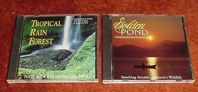 THE SOUNDS OF Nature : Sounds Of The Tropical Rain Forest CD