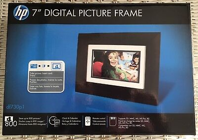 """HP 7"""" Digital Picture Frame - New"""