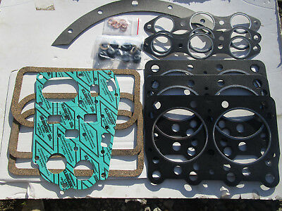 1030 / 1200  Case Tractor Headset of gaskets