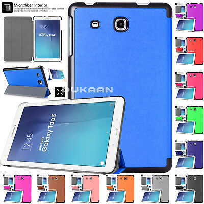 """MAGNETIC Smart Stand Case Cover For Samsung Galaxy Tab E 9.6"""" SM-T560, SM-T561"""