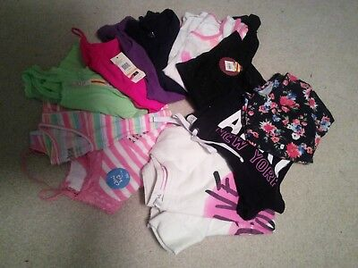 Lot Size 14-16 Girl's Clothes. Eleven Pieces