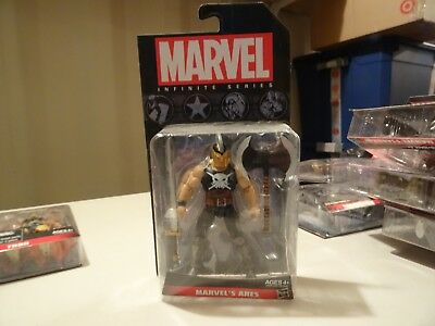 New Marvel Universe Avengers Infinite Ares Action Figure! Unopened!