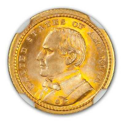 MCKINELY 1903 Gold Commemorative G$1 NGC MS67