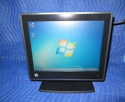 HP RP7 Retail POS System 7800 Windows 7