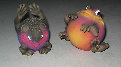 Frog Characters Amusing Collecgables