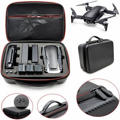 Large Carry Storage Case Bag For DJI Mavic Air Drone Body+3 Batteries+Controller