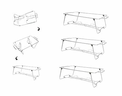 3 Pack Buffet Wire Rack Folding Chafing Stand Chrome Frame Serving Trays Food