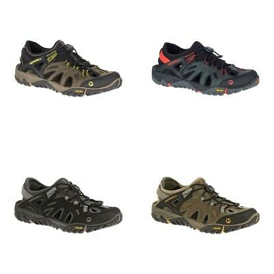 0dad0aee13cb New Merrell All Out Blaze Sieve Men s Water Sandal Hiking Shoes Vibram  Outsole
