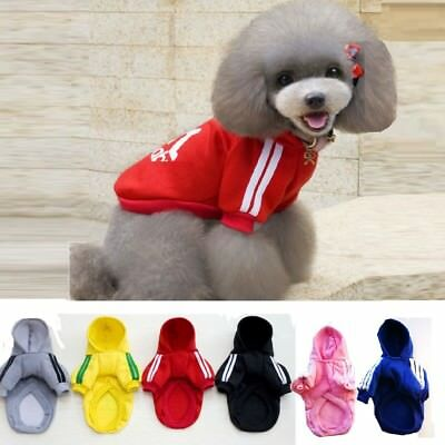 Pet dog Clothes Shirt Coat Jacket Warm Sweate