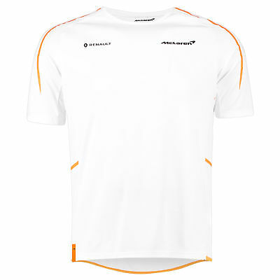 Official McLaren 2018 Team T-Shirt Tee Top F1