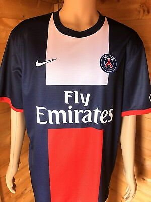 Paris Saint-Germain PSG Home Football shirt XXL