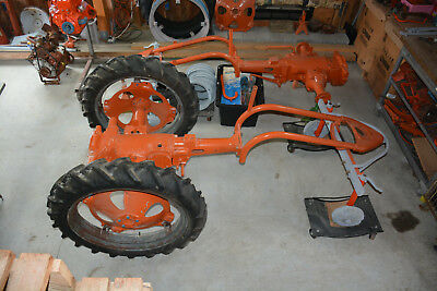 Allis Chalmers G Tractor Project - Two Tractors Rare Pair Consecutive Numbers