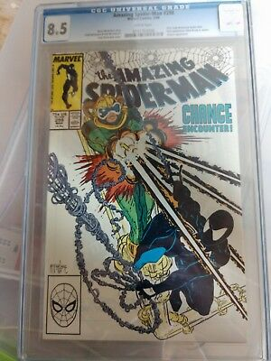 The Amazing Spider-Man #298 (Mar 1988, Marvel) cgc 8.5 marvel avengers