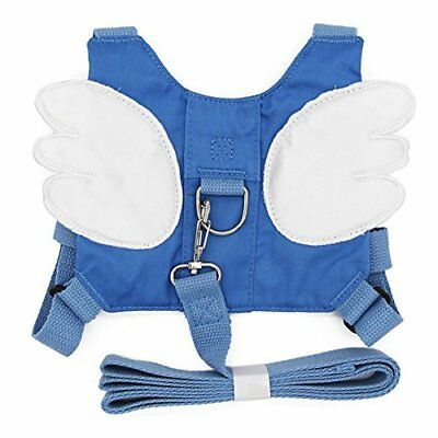 Baby Safety Walking Harness – Child Leash Backpack Angel Wings with Kids Anti...