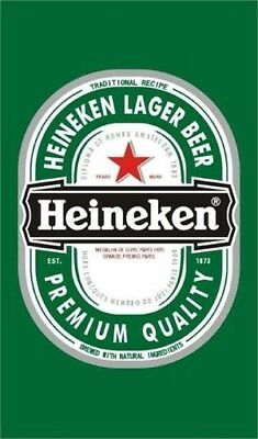 Heineken Flag 3 x 5 Quality Polyester Indoor Outdoor New