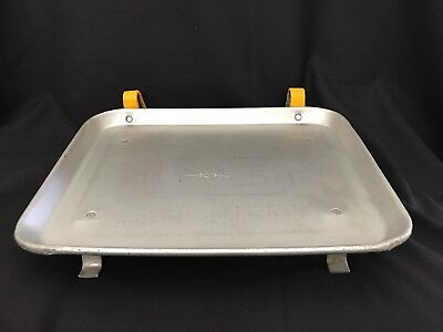 Vintage Car Hop Window Tray Traco Co. Dallas, TX  A&W With Mat.