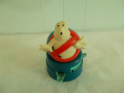 1986 Vintage Real Gumball Toy Ghostbusters Superior Toy Co. No Key