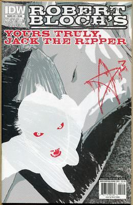 Yours Truly, Jack The Ripper #2 - NM