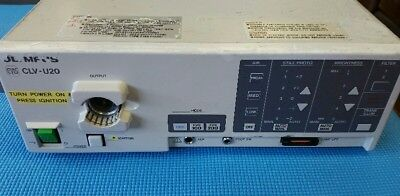 Olympus CLV-U20 EVIS Universal Light Source / Illuminator (Endoscopy)