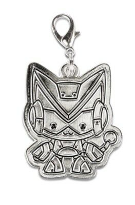 Loot Crate Anime Kitty-Mecha RISE UP Phone Charm Rise Up Exclusive LootCrate