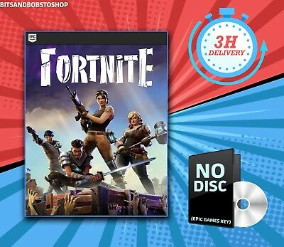 epic games fortnite download on pc