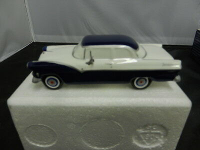 Dept 56 Snow Village 1955 Ford Fairlane  #54950 New  (Lot 6)