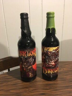 2016 & 2017 Dark Lords. Three Floyds Russian Imperial Stout. Free Shipping
