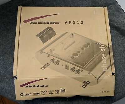 Audiobahn APS10 phase shift control