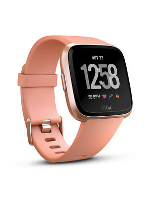 New Fitbit Versa Peach Rose Gold Preorder For Early May