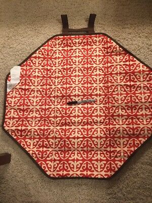 Infantino Park Place Compact Portable Changing Mat *Great Coverage* EUC