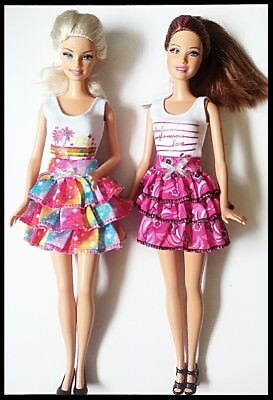 Barbie Doll Clothes SET OF 2 Outfits/Wedding/Party/Evening /Clothes/Outfit/NEW