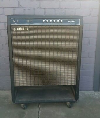 Yamaha B100 115 vintage combo amp, made in Japan