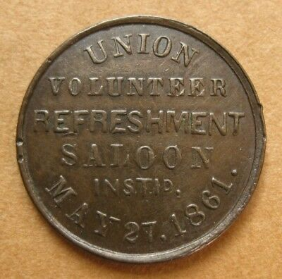 Philadelphia PA750W-3a R-4 EF - Union Volunteer Refreshment Saloon for Soldiers