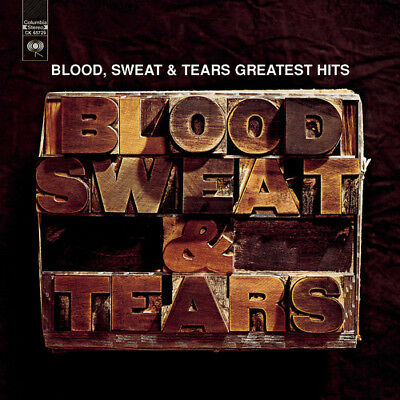 Blood, Sweat & Tears Greatest Hits Remastered Cd New