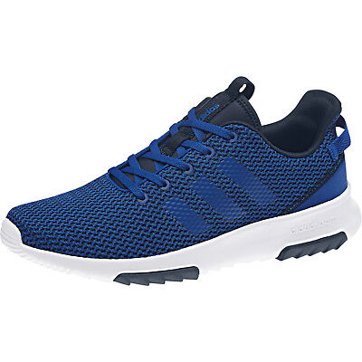 Adidas Neo Men Shoes Cloudfoam Racer TR Running Training Trainer Blue  DB0691 New 2e0664f7d3