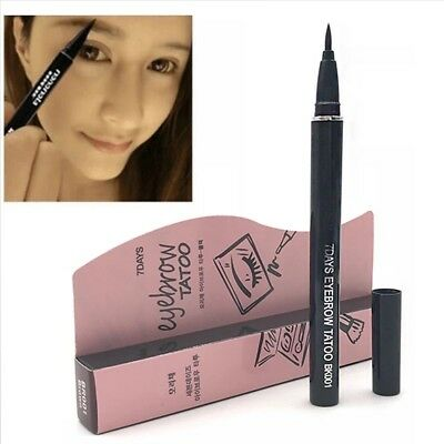 Eyebrow 7 Days Tatoo Pen Makeup Cosmetics Pen Liner Long Lasting Waterproof