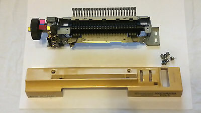 P30 Silver Reed Electronic Knitting Machine Sk600 Sk700 Punch Card Unit Assembly
