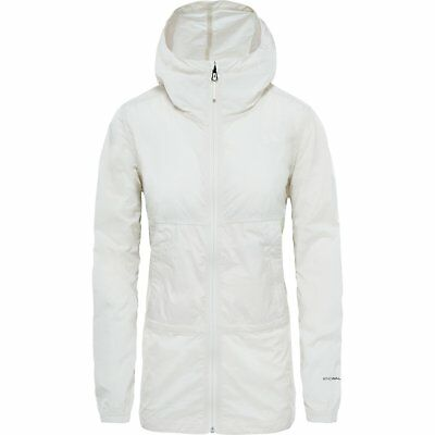 9187f48c92 The North Face Tippling Womens Jacket Windproof - Vintage White All Sizes