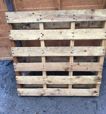 Reclaimed Wooden Pallets - Heavy Duty in good condition