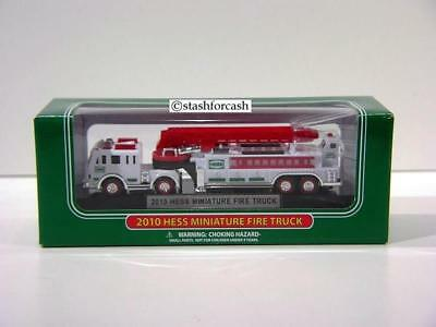 2010 Hess Mini Fire Truck - Blowout Sale!