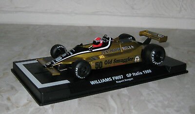 FLY Slotcar Williams FW07 GP Italia 1980 Slotcar
